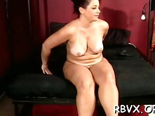 Astounding samantha is often testing sextoy