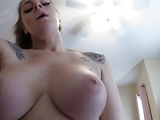 Stepmom with big tits helps me with poison ivy – FULL VID