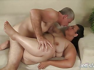 Jeffs Models - Hot Plumpers Plowed in Missionary Compilation